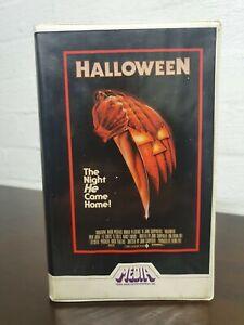 Halloween VHS RARE Hard to Find M131 Media Australian Version