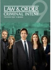 Law & Order - Criminal Intent: The Ninth Year [New DVD]