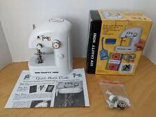 Provo Craft PC Tools Sew Crafty Mini Sewing Machine