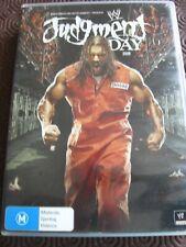 WWE - JUDGEMENT DAY 2008 -  DVD