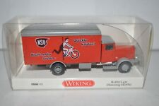 """Wiking 0846 01 Hanomag Koffer LKW (""""NSU Quickly"""") for Marklin NEW w/BOX"""