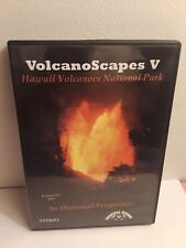 VolcanoScapes V: Hawaii Volcanoes National Park (DVD, Tropical Visions)