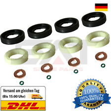 Injector SEALS KIT FOR PEUGEOT 206 207 307 407 508 1.6 HDI/di/D 1314368 1432205