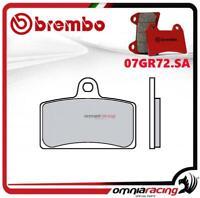 Brembo SA - Pastiglie freno sinterizzate anteriori per Derbi GPR50 2009>