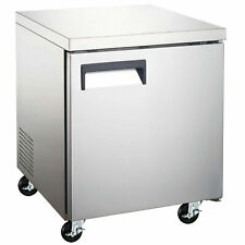 "Coldline Tuc27F-Hc 27"" Undercounter Work Top Freezer - 6.3 Cu. Ft."