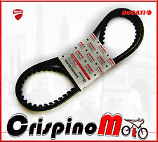 COPPIA CINGHIE DISTRIBUZIONE DUCATI MONSTER 900-2001/02 SUPERSPORT 900 S/900SS