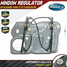 New Window Regulator Front Left for VW Touran 1T1 1T2 1T3 03-15 MPV With Panel