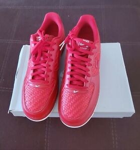 Air Force 1 Baseball Edition Red Size 10.5