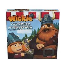 Kinderspiel WICKIE mit Keule & Köpfchen ab 5 Jahren NEU&OVP !