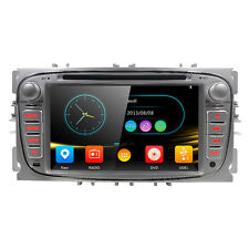 GPS Car DVD Player SAT NAV For FORD FOCUS C/S-MAX MONDEO GALAXY 3G DTV-IN 7189CM