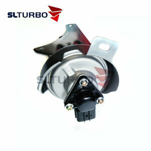 728768 turbo electronic actuator for Ford Kuga Mondeo III 2.0TDCI 136HP DW10BTED