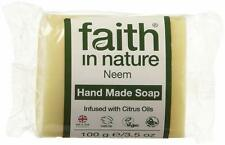 Faith In Nature Neem & Propolis Soap Unwrapped - 18 Box