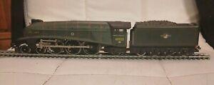 Hornby Train MALLARD Steam Locomotive Model Railway Trains OO Gauge Vintage Rail