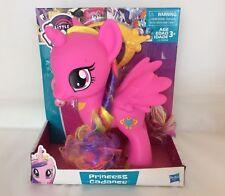 "PRINCESS CADANCE My Little Pony Figure With Crown RARE 8"""