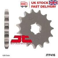 JT- Front Sprocket JTF416 13t fits Suzuki RM85 Big Wheel 02-12