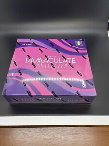 2019-20 Panini Immaculate Basketball Hobby Box Possible Ja or Zion ROOKIE