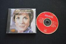 JULIE ANDREWS THE SOUVENIER ALBUM ULTRA RARE AUSTRALIAN CD!