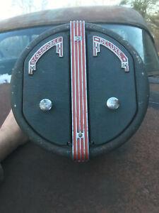 1937 oldsmobile deluxe heater