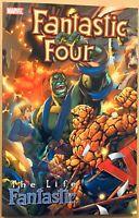Fantastic Four - The Life Fantastic - VF/NM - tpb - Straczynsky - Marvel