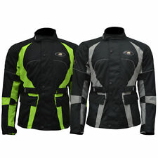 Winter Adjustable Fit Long Motorcycle Jackets