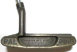 """Vintage Ping Pal Putter Karsten Mfg Box 9006 Phoenix AZ 85020 Made inUSA 35.25"""""""
