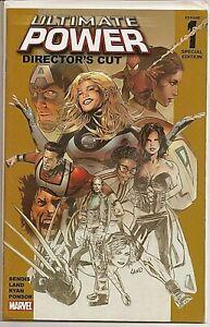 °ULTIMATE POWER #1 von 9 DIRECTOR'S CUT° US Marvel 2006
