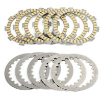 Clutch Kit Steel & Friction Plates Fit for Yamaha TZR125 TZR 125 1987-1992 B4