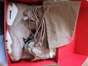Nike Air Jordan Retro 6 Travis British Khaki