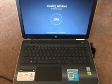 "HP Pavilion 15-au018wm 15.6"" Gaming Laptop Touchscreen i7-6500U 12GB 1TB Nvidia"