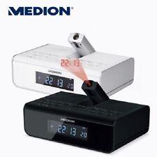 Md83602 MEDION Projektions-uhrenradio Innentemperatur Wecker