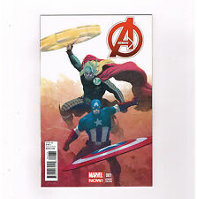 Avengers (V5) #1 Gorgeous 1 for 50 variant by Esad Ribic! Nm