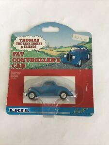 NEW, Thomas Tank Engine Fat Controller's DieCast Toy Car, 1996, ERTL, FREE POST