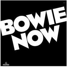 David Bowie - Now 1 x 180g White Vinyl LP RSD 2018 Low / Heroes Promo Album