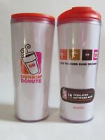 (New) Dunkin Donuts Coffee 16oz Cup Travel Mug This Teacher Runs on Dunkin