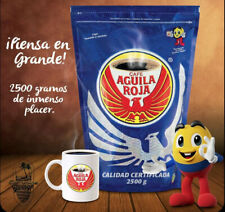 Cafe Aguila Roja Colombian 2500g 5.5lbs Ground Coffee Café Colombia Grande 🇨🇴