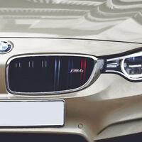 BMW M Streifen Nieren Kühlergrill Aufkleber Sticker TOP Qualität Power