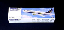 RYANAIR Airlines Boeing B737-800 Collectable Scale Model 1/200 Type #1