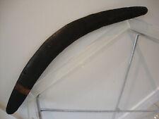 More details for antique aboriginal mulga wood boomerang throwing stick 79cm