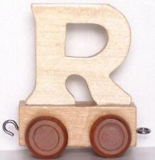 Railway Letter Train Signature Baptism Gift R