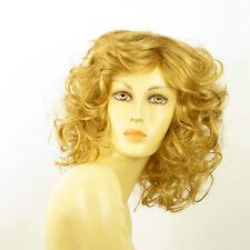 Perruque femme mi-longue blond doré JAMELIA 24B
