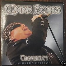 """Mark Boals- """"Chronicles"""" Limited edition CD- Signed by artist"""