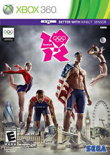 London 2012 Olympics Xbox 360 Over 45 Sports Events NEW