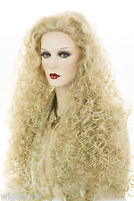 Lady Godiva Costume / Theater 39 in Long Curly Wig