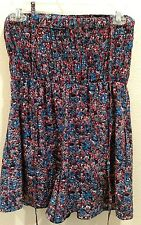 Johnny Martin Size Small Summer Shorts Romper Jumper Red White & Blue CUTE!