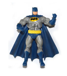 "DC Comics Multiverse Batman Dark Knight Returns Blue 6"" Loose Action Figure"