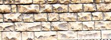 CHOOCH Flexible Cut Stone Wall - N or HO Scale Self Adhesive Model Trains  #8260