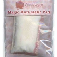 WOODWARE Craft Collection MAGIC ANTI STATIC BAG 2352 for craft stamping