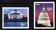 Sc 3647 & 3648    $3.85 PRIORITY Mail  &  $13.65 EXPRESS Mail  MNH