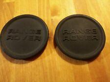 Land Rover Range Rover Classic RRC Alloy Wheel Center Hub Caps NRC8254