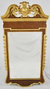 Friedman Brothers Williamsburg Chippendale Style Mirror Looking Glass CWLG 15
